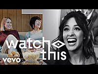 """Thumbnail for the Camila Cabello - Reactions to """"My Oh My"""" link, provided by host site"""
