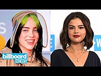 Thumbnail for the Billie Eilish - Reacts to Losing 100K Followers, Selena Gomez Calls Out Facebook   Billboard News link, provided by host site