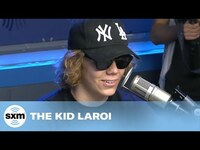 """Thumbnail for the The Kid LAROI - Reacts to """"Stay"""" Being Named the Song of the Summer #SHORTS link, provided by host site"""