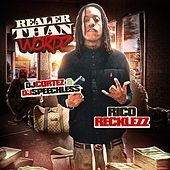 Thumbnail for the Rico Recklezz - Realer Than Wordz link, provided by host site
