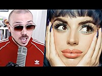 """Thumbnail for the Anthony Fantano - Rebecca Black - """"Girlfriend"""" TRACK REVIEW link, provided by host site"""