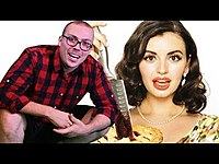 Thumbnail for the Anthony Fantano - Rebecca Black INTERVIEW link, provided by host site