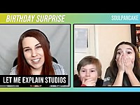 Thumbnail for the Ingrid Michaelson - Rebecca Parham Surprises Siblings for Their Birthdays While #StayingHome link, provided by host site