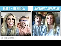 Thumbnail for the Ingrid Michaelson - Rebecca Zamolo Surprises Twins for Their Birthday While #StayingHome link, provided by host site
