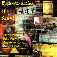 Thumbnail for the Ellen Christi - Reconstructuon Of Sound link, provided by host site