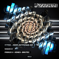 Thumbnail for the F.Tek - Reflections - DJ Brutec Remix link, provided by host site