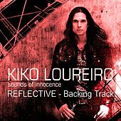 Thumbnail for the Kiko Loureiro - Reflective - Backing Track link, provided by host site