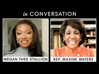 Thumbnail for the Megan Thee Stallion - & Rep. Maxine Waters on Standing Up for Black Women and The Genius of 'WAP' link, provided by host site