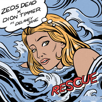 Thumbnail for the Zeds Dead - Rescue link, provided by host site