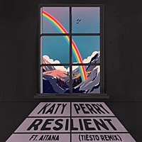 Thumbnail for the Katy Perry - Resilient (Tiësto Remix) link, provided by host site