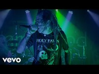 Thumbnail for the Lamb of God - Resurrection Man (Official Live Video) link, provided by host site