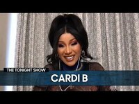 Thumbnail for the Cardi B - Reveals the Real Meaning Behind Up link, provided by host site