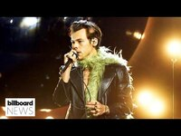 Thumbnail for the Harry Styles - Reveals the True Meaning Behind His Hit Song 'Watermelon Sugar' | Billboard News link, provided by host site