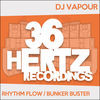 Thumbnail for the DJ Vapour - Rhythm Flow / Bunker Buster link, provided by host site