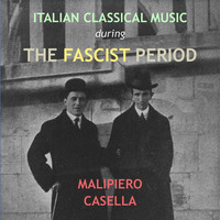 Thumbnail for the Gian Francesco Malipiero - Ricercari per undici istrumenti link, provided by host site
