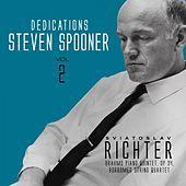 Thumbnail for the Borromeo String Quartet - Richter, Vol. 2 link, provided by host site