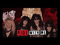 Thumbnail for the Mötley Crüe - Ride With The Devil link, provided by host site