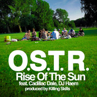 Thumbnail for the O.S.T.R. - Rise of the Sun link, provided by host site