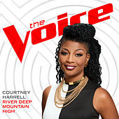 Thumbnail for the Courtney Harrell - River Deep Mountain High (The Voice Performance) link, provided by host site