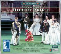 Thumbnail for the Abraham Louis Niedermeyer - Robert Bruce: Act I Scene 7: Un anglais! (Bruce, Douglas, Arthur, Marie) link, provided by host site