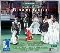 Thumbnail for the Abraham Louis Niedermeyer - Robert Bruce: Overture link, provided by host site
