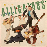 Thumbnail for the The Alligators - Rock Bop Jump! link, provided by host site