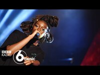 Thumbnail for the Little Simz - Rollin Stone, Live on 6Music link, provided by host site