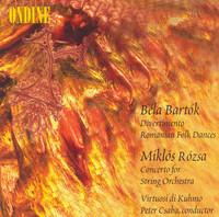 Thumbnail for the Béla Bartók - Roman nepi tancok (Romanian Folk Dances), BB 68 (arr. A. Willner): III. Pe loc (In one spot) link, provided by host site