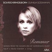 Thumbnail for the Solveig Kringlebotn - Romanser - Songs From The Golden Era Of Norwegian Music link, provided by host site
