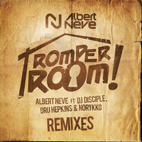 Thumbnail for the Albert Neve - Romper Room (Remixes) link, provided by host site