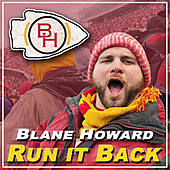 Thumbnail for the Blane Howard - Run It Back link, provided by host site