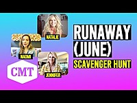 Thumbnail for the Runaway June - Runaway (June) Scavenger Hunt | CMT link, provided by host site