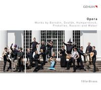 Thumbnail for the Antonín Dvořák - Rusalka, Op. 114, B. 203 (Arr. H. J. Drechsler for Brass Ensemble): Dance in the Ballroom link, provided by host site