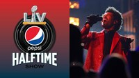 Thumbnail for the The Weeknd - FULL Pepsi Super Bowl LV Halftime Show link, provided by host site