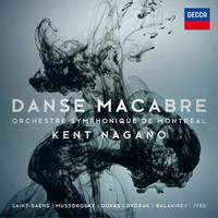 Thumbnail for the Orchestre Symphonique de Montréal - Saint-Saëns: Danse Macabre, Op.40, R.171 link, provided by host site