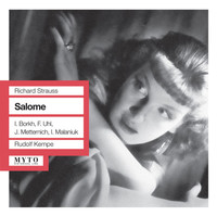 Thumbnail for the Richard Strauss - Salome, Op. 54, TrV 215: Scene 4: Salome, komm, trink Wein mit mir (Herodes, Salome, Herodias) link, provided by host site