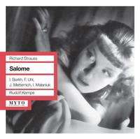 Thumbnail for the Richard Strauss - Salome, Op. 54, TrV 215: Scene 4: Siehe, die Zeit ist gekommen (Jokanaan, All) link, provided by host site