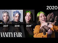 Thumbnail for the Billie Eilish - Same Interview, The Fourth Year   Vanity Fair link, provided by host site