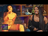 Thumbnail for the Megan Thee Stallion - 'Savage Remix' & 'Body' link, provided by host site