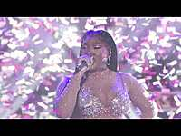 Thumbnail for the Megan Thee Stallion - Savage Remix [New Year's Rockin' Eve 2021] link, provided by host site