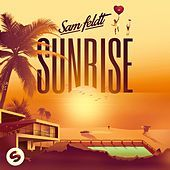 Image of Sam Feldt linking to their artist page due to link from them being at the top of the main table on this page