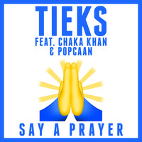 Thumbnail for the TIEKS - Say a Prayer link, provided by host site