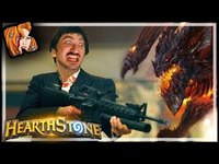 Thumbnail for the Kripp - Say Hello To My Deathwing Friend! - Rastakhan's Rumble Hearthstone link, provided by host site