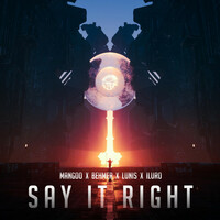 Thumbnail for the Mangoo - Say It Right link, provided by host site