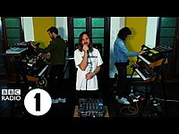 Thumbnail for the Tame Impala - Say It Right (Nelly Furtado Cover) - BBC Radio1 Annie Mac Session link, provided by host site