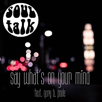 Thumbnail for the Soul Talk - Say What's on Your Mind link, provided by host site