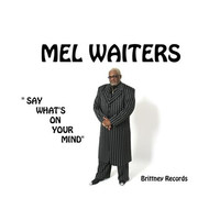 Thumbnail for the Mel Waiters - Say What's On Your Mind link, provided by host site