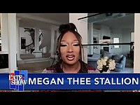 """Thumbnail for the Megan Thee Stallion - Says Her Song """"Body"""" Is Meant To Celebrate All Bodies link, provided by host site"""