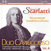 Thumbnail for the Duo Capriccioso - Scarlatti: Sei Sonate per mandolino e chitarra link, provided by host site