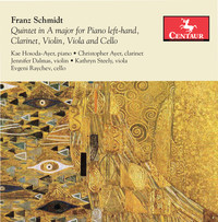 Thumbnail for the Franz Schmidt - Schmidt: Quintet in A Major for Piano Left Hand link, provided by host site